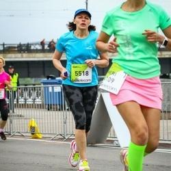 The 26th Lattelecom Riga Marathon - Vita Pučka (5518)