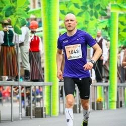 The 26th Lattelecom Riga Marathon - Emil Laugal (1843)