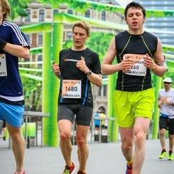 The 26th Lattelecom Riga Marathon - Aleksandrs Platoņenko (260), Erik Jõgi (1680)