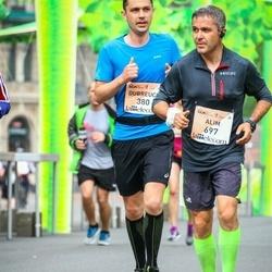 The 26th Lattelecom Riga Marathon - Dubreucq Pierre Yves (380), Alim Kucukpehlivan (697)