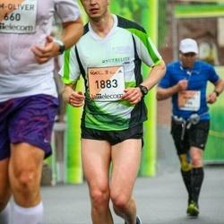 The 26th Lattelecom Riga Marathon - Valdis Ostelis (1883)