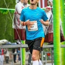 The 26th Lattelecom Riga Marathon - Didzis Šapkus (387)