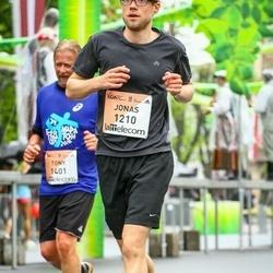 The 26th Lattelecom Riga Marathon - Jonas Brönmark (1210)