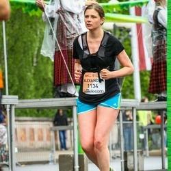 The 26th Lattelecom Riga Marathon - Alexandra Mertsalova (1134)