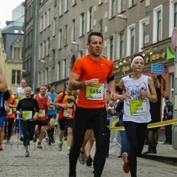 The 26th Lattelecom Riga Marathon - Inga Zune (3478), Aigars Rašmanis (5684)