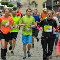 The 26th Lattelecom Riga Marathon - Anna Meirens (3292), Justina Wellstam (5019), Aleksandrs Vorobjovs (5620)