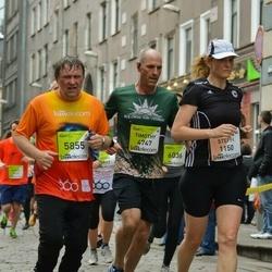 The 26th Lattelecom Riga Marathon - Steffi Flügel (1150), Timothy Brock (4747), Agris Kivkulis (5855)