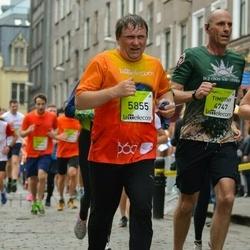 The 26th Lattelecom Riga Marathon - Timothy Brock (4747), Agris Kivkulis (5855)