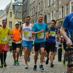 The 26th Lattelecom Riga Marathon - Hendrik Leppink (3365), Alexandr Kharunzhiy (3560), Matīss Kalniņš (3641), Reinis Fišers (5317)