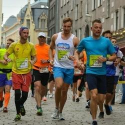 The 26th Lattelecom Riga Marathon - Hendrik Leppink (3365), Alexandr Kharunzhiy (3560), Matīss Kalniņš (3641)