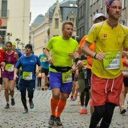 The 26th Lattelecom Riga Marathon - Alexandr Kharunzhiy (3560), Olegs Kopijs (6292), Konstantīns Gaņins (6316)