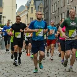 The 26th Lattelecom Riga Marathon - Aasmund Tveitevoll (3732), Arnis Ķēpulis (3887)