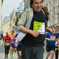The 26th Lattelecom Riga Marathon - Erkki Koskinen (4516)