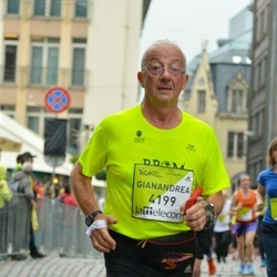 The 26th Lattelecom Riga Marathon - Gianandrea Sarti (4199)