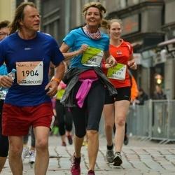The 26th Lattelecom Riga Marathon - Aigars Žodziņš (1904), Alexandra Christine Nessmann (3065)