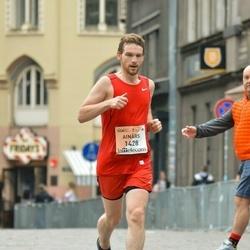 The 26th Lattelecom Riga Marathon - Ainārs Kumpiņš (1428)