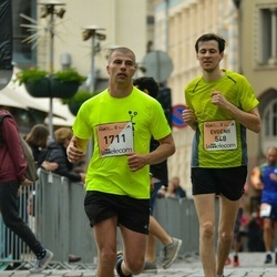 The 26th Lattelecom Riga Marathon - Evgenii Vorobev (548), Jānis Millers (1711)