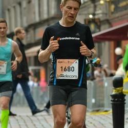 The 26th Lattelecom Riga Marathon - Erik Jõgi (1680)