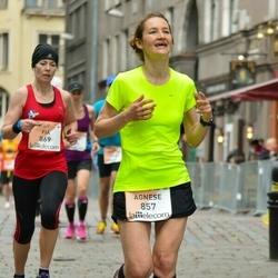 The 26th Lattelecom Riga Marathon - Agnese Paulsone (857)