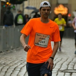 The 26th Lattelecom Riga Marathon - Juris Liepa (1269)
