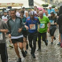 The 26th Lattelecom Riga Marathon - Edgars Markševics (1420), Andris Lejnieks (9873)