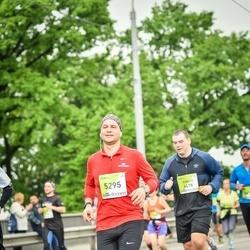 The 26th Lattelecom Riga Marathon - Mārtiņš Lucaus (5295)