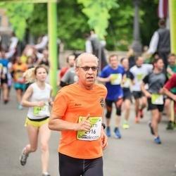 The 26th Lattelecom Riga Marathon - Pentti Tamminen (2916)
