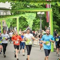 The 26th Lattelecom Riga Marathon - Agris Meilerts (3296), Aigars Brūveris (5525)
