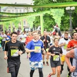 The 26th Lattelecom Riga Marathon - Giuseppina Aquilante (3718), Edgars Mucenieks (6144)