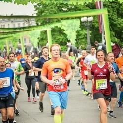 The 26th Lattelecom Riga Marathon - Artūrs Pielēns-Pelēns (1763), Agnese Sloka (5587)