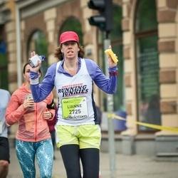 The 26th Lattelecom Riga Marathon - Lianne Kieft (2725)