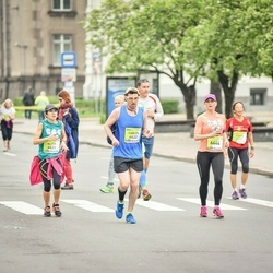 The 26th Lattelecom Riga Marathon - Ainar Ojasaar (644), Carlos Dorronsoro (4622)