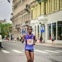 The 26th Lattelecom Riga Marathon - Divina Jepkogei (31)