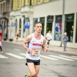 The 26th Lattelecom Riga Marathon - Yuriy Vinogradov (1492)