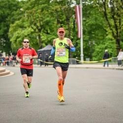 The 26th Lattelecom Riga Marathon - Miguel Angel Ruiz Ibañez (500), David Ginnell (1139)