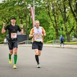The 26th Lattelecom Riga Marathon - Artur Praun (73), Jurijs Dorofejevs (212)