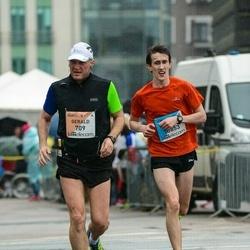 The 26th Lattelecom Riga Marathon - Gerald Knorr (709)