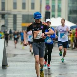 The 26th Lattelecom Riga Marathon - Frenks Melvers (1516)