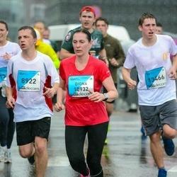 The 26th Lattelecom Riga Marathon - Aigars Kančs (8922), Digna Ķīse (10932)