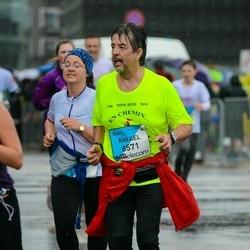 The 26th Lattelecom Riga Marathon - Rafael Garcia Blanco (8571)