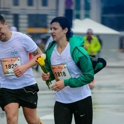 The 26th Lattelecom Riga Marathon - Agnija Tararuja (1818)