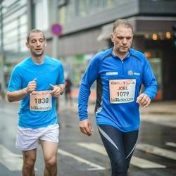 The 26th Lattelecom Riga Marathon - Joel Tints (1079), Aigars Putnis (1830)
