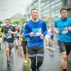 The 26th Lattelecom Riga Marathon - Emīls Mihelsons (11710), Indars Aščuks (12470)
