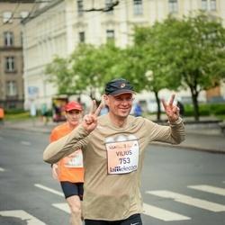 The 26th Lattelecom Riga Marathon - Vilius Jonaitis (753)