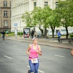 The 26th Lattelecom Riga Marathon - Natalia Andreyeva (1649)