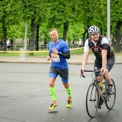 The 26th Lattelecom Riga Marathon - Dzintars Derkačs (1921)