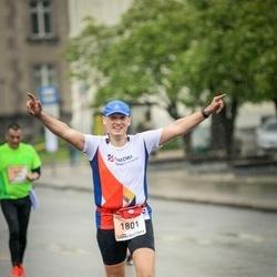 The 26th Lattelecom Riga Marathon - Andris Veriks (1801)