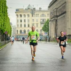 The 26th Lattelecom Riga Marathon - Andulis Šmidlers (1937)