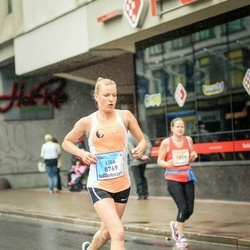 The 26th Lattelecom Riga Marathon - Līga Girgensone (8769)