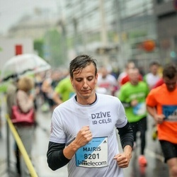 The 26th Lattelecom Riga Marathon - Mairis Čukurs (8201)
